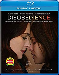 DISOBEDIENCE Release Poster