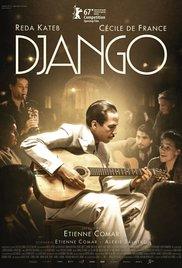 DJANGO Release Poster