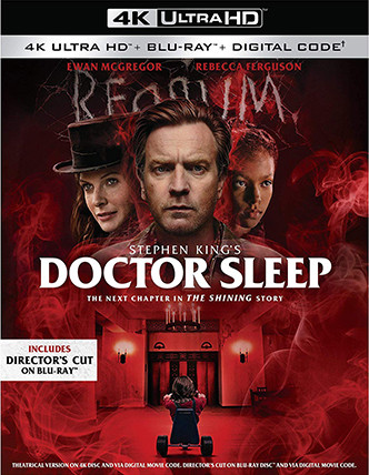 DOCTOR SLEEP Release Poster