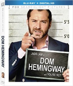 Dom Hemingway Movie Poster