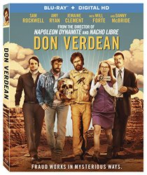 DON VERDEAN Release Poster
