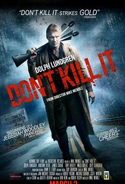 DON'T KILL IT  Release Poster