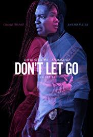 DON'T LET GO Release Poster