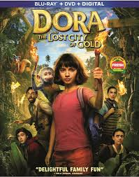 DORA AND THE LOST CITY OF GOLD Release Poster