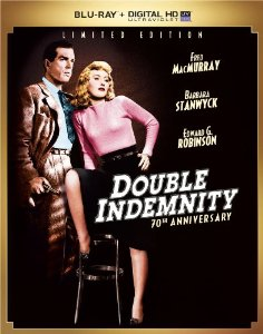Double Indemnity Blu-ray