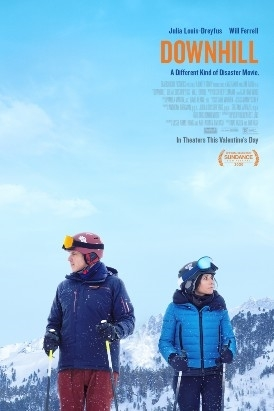 DOWNHILL Release Poster