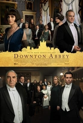 DOWNTON ABBEY Release Poster