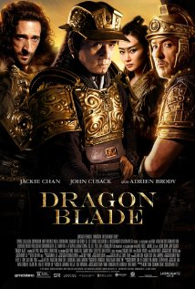 DRAGON BLADE  Release Poster
