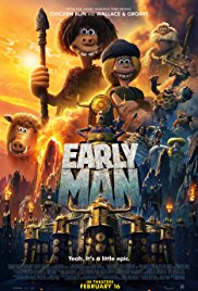 EARLY MAN Release Poster