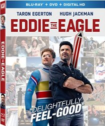 EDDIE THE EAGLE Release Poster