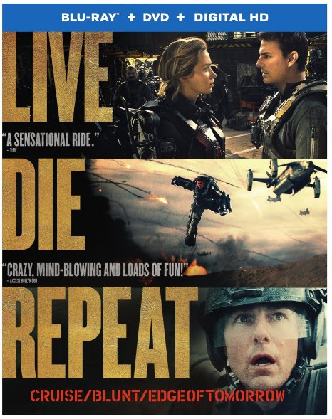 Edge of Tomorrow Movie Review