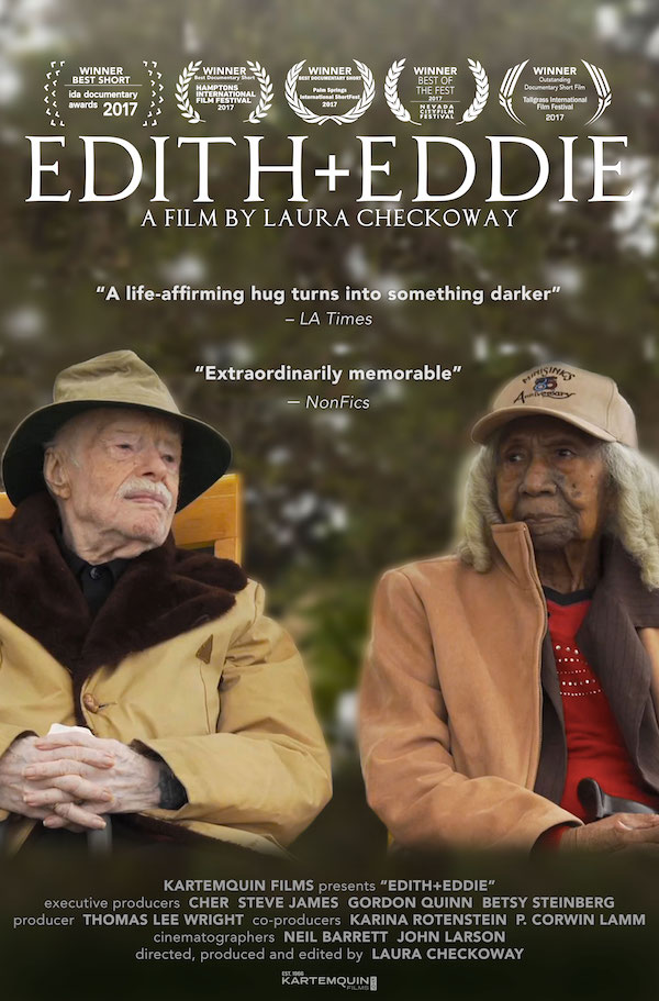 EDITH+EDDIE  Release Poster