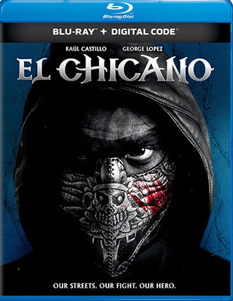 EL CHICANO Release Poster