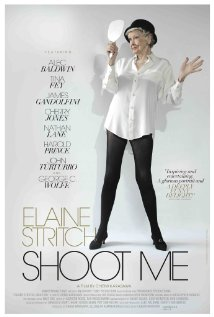 Elaine Stritch Shoot Me Movie Poster
