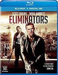 ELIMINATORS Blu-ray Cover