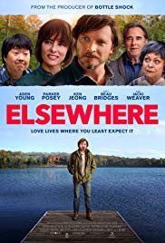 ELSEWHERE Release Poster