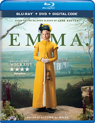 EMMA Release Poster