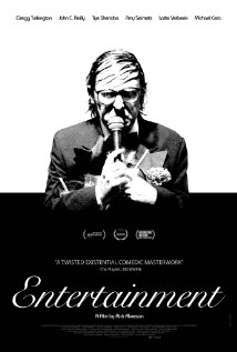 ENTERTAINMENT Release Poster