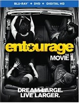 ENTOURAGE THE MOVIE Blu-ray Cover