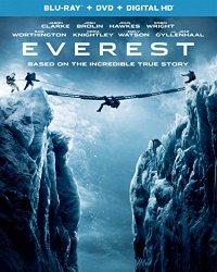 EVEREST DVD Cover