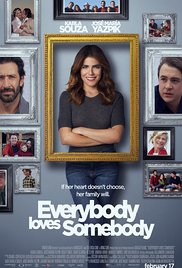 EVERYBODY LOVES SOMEBODY Release Poster
