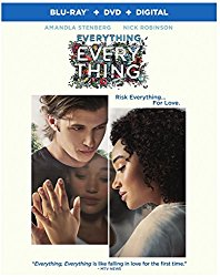 EVERYTHING, EVERYTHING Blu-ray Cover