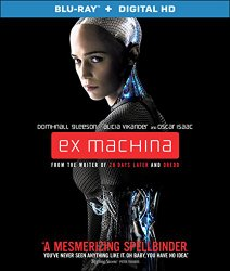 EX-MACHINA Movie Poster