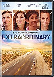 EXTRAORDINARY Blu-ray Cover