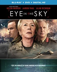 EYE IN THE SKY Blu-ray Cover