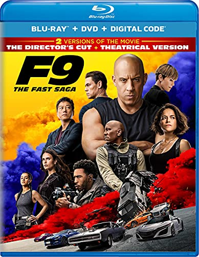 F9 (Blu-ray + DVD + Digital HD)