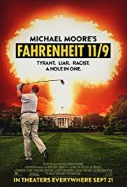 FAHRENHEIT 11/9    Release Poster
