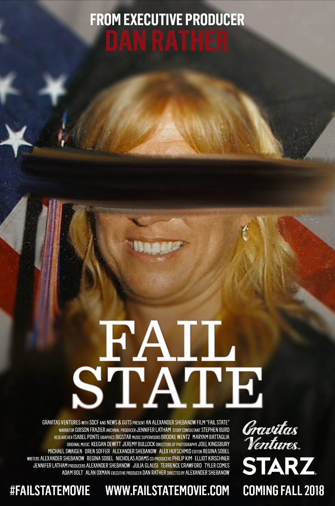 FAIL STATE Release Poster