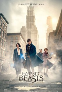 FANTASTIC BEAST AND WHERE TO FIND THEM Poster