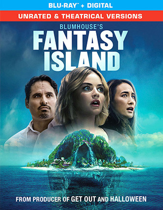 FANTASY ISLAND Release Poster