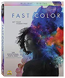 FAST COLOR Release Poster