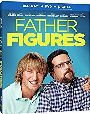 FATHER FIGURES Blu-ray Cover