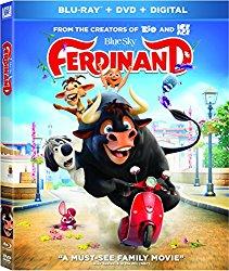 FERDINAND Release Poster