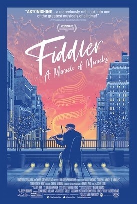 Fiddler: A Miracle of Miracles Release Poster