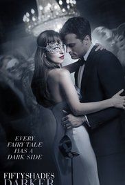 FIFTY SHADES DARKER Release Poster