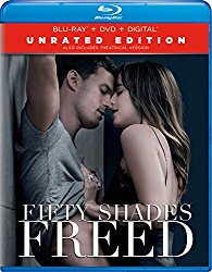 FIFTY SHADES FREED Release Poster