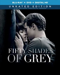 Fifty Shades of Grey (Blu-ray + DVD + Digital HD UltraViolet Combo Pack With Bonus Blu-ray 3D)
