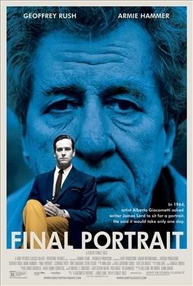 Final Portrait  Release Poster