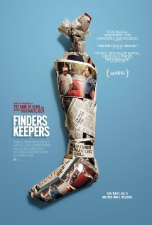 FINDERS KEEPERS Release Poster