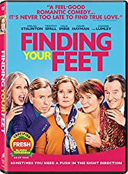 Finding Your Feet Blu-ray Cover