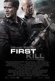 FIRST KILL Release Poster