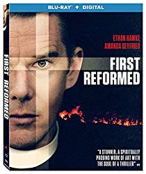 FIRST REFORMED Release Poster
