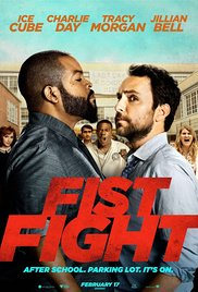 FIST FIGHT Blu-ray Cover