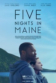 FIVE NIGHTS IN MAINE  Release Poster