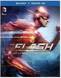Flash Season 1 DVD Cover