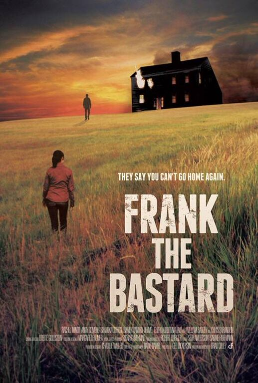 FRANK THE BASTARD Release Poster
